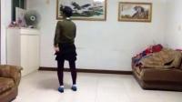 周记玲广场舞水兵舞十送红军