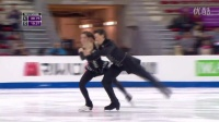 Lorraine MCNAMARA / Quinn CARPENTER (Ice Dance) 2016 JGPF SD