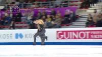 Rachel PARSONS / Michael PARSONS (Ice Dance) 2016 JGPF SD