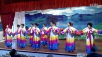 柳河县朝鲜族老年协会第四届文艺汇演2015 11