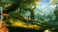 【呆猫风语世界2】这其实是一场动漫电影004-踹树踹出个女王蜂,妹子被抓