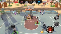 街头篮球(手游)小白比赛视频 第6集