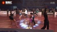 2017年国家青年队选拔拉丁舞入围选手--张杰振-王鹏-斗牛