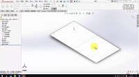 Solidworks-钣金焊件-圆筒钣金件的绘制及展开(下料)