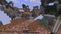 【森林之森】完虐外国空岛战争 | Minecraft我的世界空岛战争PVP小游戏
