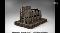 【着迷WIKI Minecraft讲建堂】第一期第二讲 帆拱和自创拱的建造