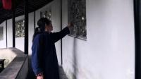 苏州民间木雕高手 用一把刻刀原比例复刻同里古镇 733