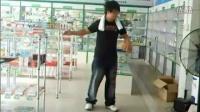 机械舞律动控制教学 如何练习机械舞视频的振臂