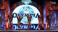 男子传统健美100公斤以上级决赛及颁奖[亚洲形体&墨立方]