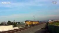 世界上最长的火车运行过程100多级的贪吃蛇美国的大西洋线
