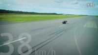 侧轮驾驶速度吉尼斯世界纪录!