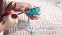 旧毛线DIY超文艺彩色毛球地毯  暖暖冬日不再冷【颜值手工】11