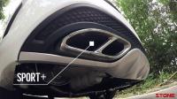 奔驰 C450/C400/C43 STONE巨石工業 全段排氣系統
