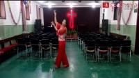 月梅广场舞【复兴点燃中国的火焰】含正面分解原创