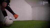 足球青训丨侧滑步拉球训练