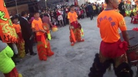 二〇一六年潮阳区铜盂镇老溪西乡请祖舞狮精彩视频01