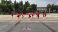 查哈阳农场秋兰广场舞300《爷爷奶奶和我们》