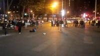161218SUN 街头舞蹈商演 帅哥 艾尚天地广场 南京 (1)