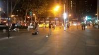 161218SUN 街头舞蹈商演 帅哥 艾尚天地广场 南京 (2)