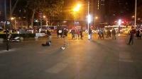 161218SUN 街头舞蹈商演 帅哥 艾尚天地广场 南京 (3)