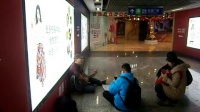 161219MON 吉他弹唱 TONY大叔 新街口 地铁二号线 友谊商场 地下通道 (2)
