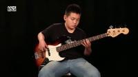 迷笛考级电贝司3级曲《荣耀》-演奏者:张兆茏