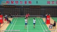 2016 第20届大学生羽毛球锦标赛 8月8日 甲A北科大VS中国政法--决赛 女双