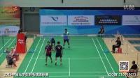 2016 第20届大学生羽毛球锦标赛 8月8 甲A西北工业VS中国石油-男双