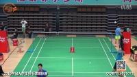 2016 第20届大学生羽毛球锦标赛 8月8日 甲A西北工业VS北体大-决赛 男单1