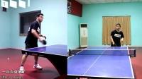 《全民学乒乓横拍篇》第12.4集:正手前冲弧圈球纠错大全_乒乓球教学视频
