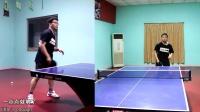 《全民学乒乓横拍篇》第12集4:正手前冲弧圈球纠错大全