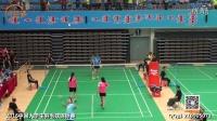 2016 第20届大学生羽毛球锦标赛 8月8日 甲A北交大VS中国政法 女双