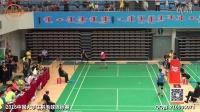 2016 第20届大学生羽毛球锦标赛 8月8日 甲A北交大VS中国政法 女单2