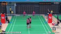2016 第20届大学生羽毛球锦标赛 8月8日 女双8 杜杜