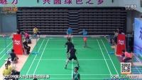 2016 第20届大学生羽毛球锦标赛 8月8日 男双5