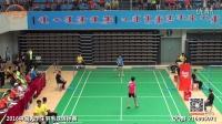 2016 第20届大学生羽毛球锦标赛 8月8日 甲A北交大VS中国政法 女单1