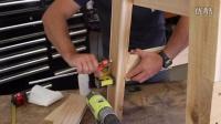 如何制作一款户外露台椅子-大刘木工DIY工具坊