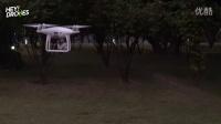 HeyDrones-精灵4 Pro 暴力测评:飞机对撞、空中停浆