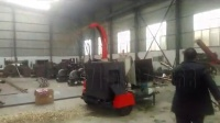 德国树枝粉碎机进口木材粉碎机