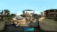 360 VR 全景 虚拟现实 【CSGO ESL科隆2016 VR】 SK vs G2 1/4决赛 Game 3