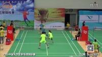 2016 第20届大学生羽毛球锦标赛 8月10日 混双2