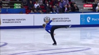 Mikhail KOLYADA (Men) 2017 Russian Nationals SP