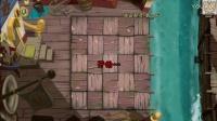 【新植物大战僵尸2平民玩法】贪吃懒睡喵的海盗港湾之旅11-12-13