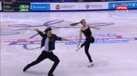 Alexandra Stepanova / Ivan Bukin (Ice Dance) 2017 Russian Nationals SD