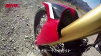 "Honda这只愤怒的小鸟一点不""愤怒""——老炮测评""非双""CRF1000L Africa Twin"