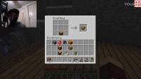[Minecraft]Killer0407 Latest Version Survival Ep.1 crunchy wood (2)