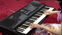 电子琴入门 教学 曲目9讲解及演奏示范《小星星》