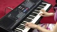 电子琴教学视频 曲目12讲解及演奏示范《喀秋莎》