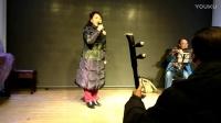 郑东戏迷苏老师演唱豫剧《打渔杀家》选段。板胡:李老师VID20161225145022