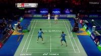 2016丹麦羽毛球公开赛 | Badminton R16 M3-MD | 傅海峰/徐晨 vs 摩根森/鲍伊